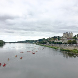 My lunch break changed my life: I moved to Saumur