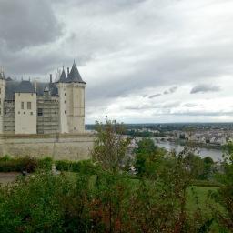 Chateau de Saumur: history class revisited