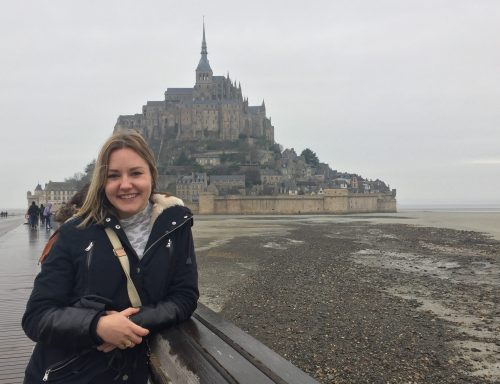 While the weather was heinous and my cold equally as ugly, I spent a weekend in northern Brittany with friends, including a day in Mont Saint Michel.