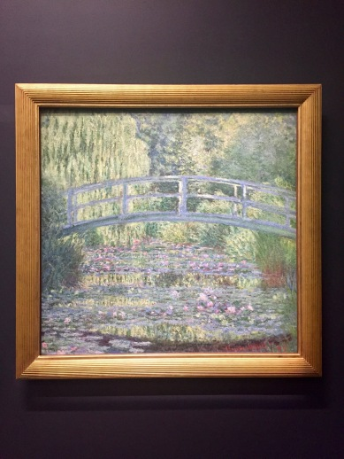 A classic Monet in the Impressionism gallery.