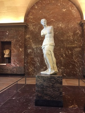 "Aphrodite, known as the ""Venus de Milo"""