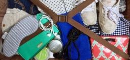 Ten essential travel items