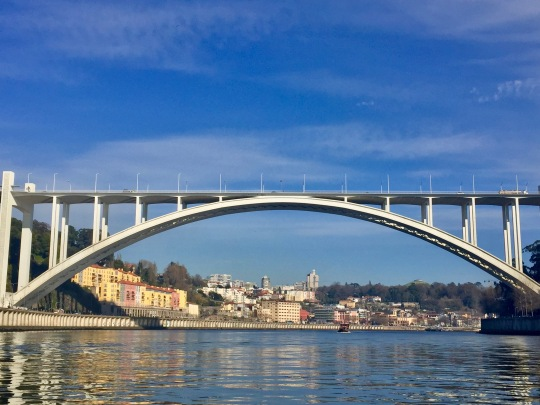 Porto from a different prospective and a different bridge.