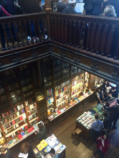 """They don't make bookstores like this these days,"" I said."