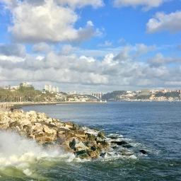 Seven views of Porto, Portugal